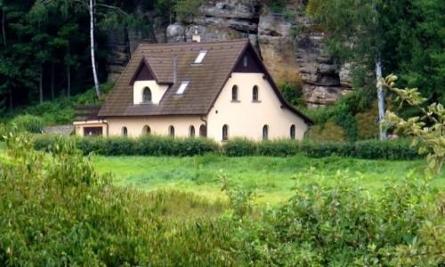 Zdjęcie CZECHY / adrszpasko-teplicki / Skalne Miasto / Przy skalnym mieście