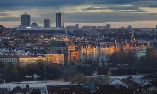 Zdjęcie CZECHY / Praga / Centrum / Zachód