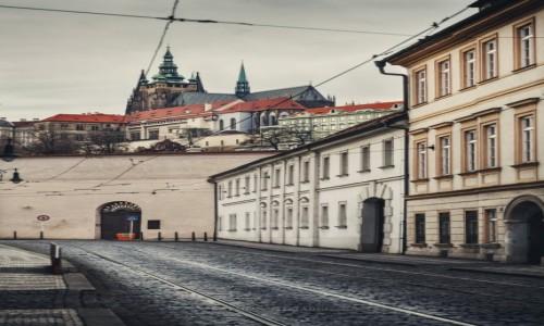 Zdjęcie CZECHY / Praga / - / Spacer