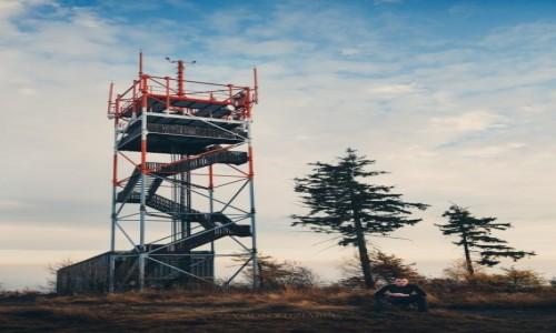 Zdjęcie CZECHY / Góry Kamienne / Ruprechticky Spicak / Wieża