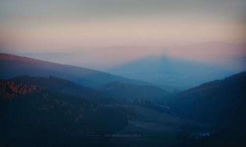 Zdjęcie CZECHY / Góry Kamienne / Ruprechticky Spicak / W cieniu