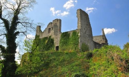 Zdjecie CZECHY / Morawy / Hukvaldy / Zamek