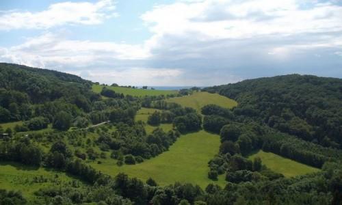Zdjecie CZECHY / kraj morawsko-�l�ski / Soviniec / Widok z zamku S