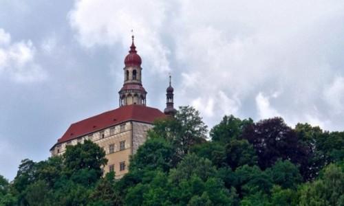 Zdjecie CZECHY / Nachod / Nachod / Zamek w Nachodz