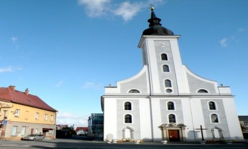 Zdjęcie CZECHY / Jeseniky / Javornik / Kostel Nejsvetejsí Trojice