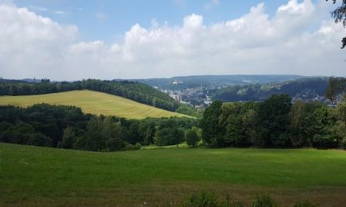 Zdjęcie CZECHY / Kraj hradecki / Nachod / Na wzgórzach Nachodu