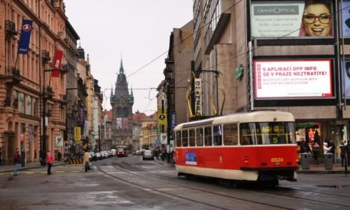 CZECHY / Kraj środkowoczeski / Praga / Se v Praze neztratite!