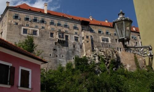 Zdjęcie CZECHY / Południowe Czechy / Czeski Krumlov / Zamek