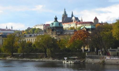 CZECHY / Praga / Praga / Migawka z Pragi.