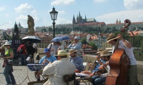 Zdjęcie CZECHY / - / Praga / Na Moście Karola