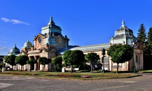 Zdjecie CZECHY / Praga / Praga 7 / Lapidarium Pras