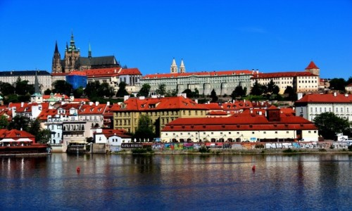 Zdjecie CZECHY / Praga / Praga / Katedra Św. Wita, Hradczany