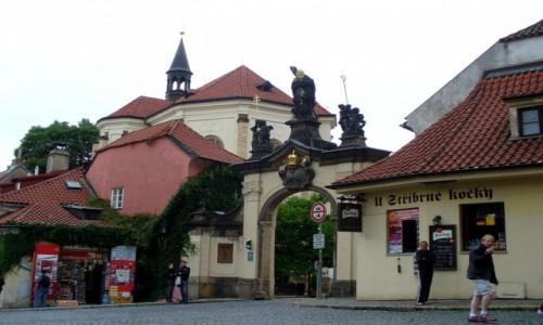 Zdjęcie CZECHY / Kraj środkowo czeski / Praga / Na Hradcanach