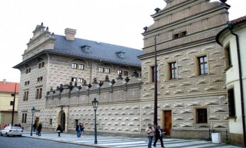 Zdjecie CZECHY / Kraj Środkowo Czeski / Praga / Rosyjskie akcenty w budownictwie
