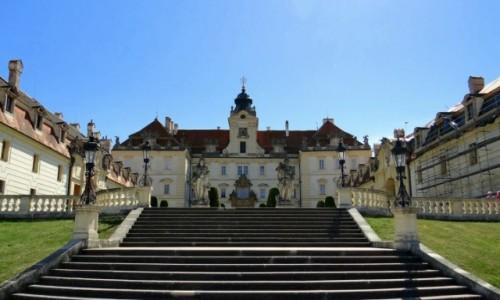 Zdjęcie CZECHY / Jihomoravský kraj / Valtice / Zamek Valtice