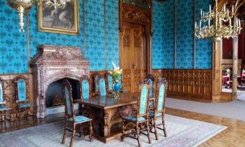 Zdjęcie CZECHY / Morawy / Lednice / Lednice - Pałac Liechtensteinów