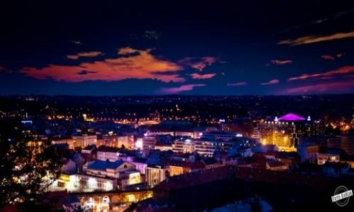 Zdjecie CZECHY / Zizkov / Vitkov / Widok z Góry Witkowej
