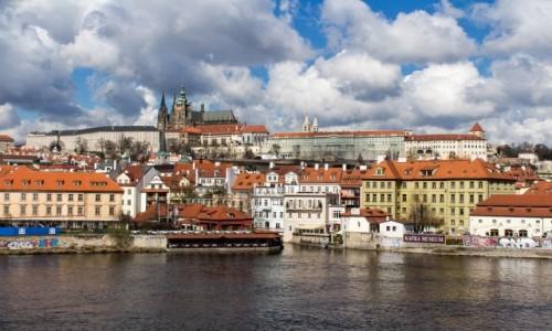 Zdjecie CZECHY / Praga / Praga / Piękno Pragi