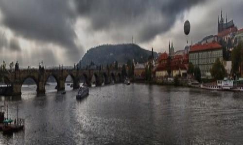 Zdjecie CZECHY / - / Praga / Most Karola i Hradczany