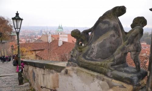 Zdjecie CZECHY / Kraj środkowoczeski / Praga / Hradczańskie namesti III