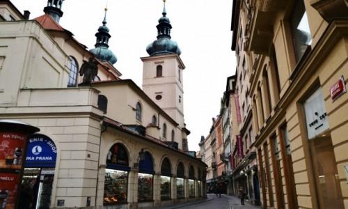 Zdjecie CZECHY / Kraj środkowoczeski / Praga - Stare Miasto / Kościół św. Gawła