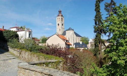 Zdjęcie CZECHY / Czechy / Kutna Hora / Kutna Hora, urocze miasteczko w Czechach