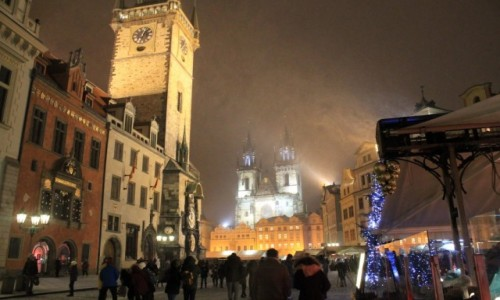 Zdjecie CZECHY / - / Praga / Praga