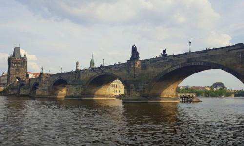 Zdjecie CZECHY / Miasto stołeczne Praga / Praga-Most Karola / Karola