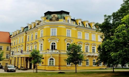 Zdjecie CZECHY / Kraj Ustecki / Teplice / Sanatorium Beethoven