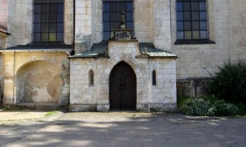 Zdjecie CZECHY / Liberecký kraj / Frýdlant / Kościół św. Krzyża