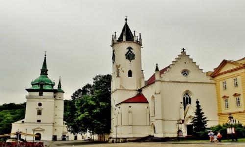 Zdjecie CZECHY / Kraj Ustecki / Teplice / Kościoły na Placu Zamkowym