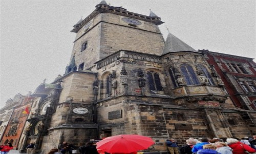 Zdjęcie CZECHY / ,,, / Praga / Ratusz