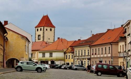 Zdjecie CZECHY / Kraj środkowoczeski / Mielnik / W samo południe
