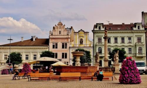 Zdjecie CZECHY / Kraj środkowoczeski / Kolin / Rynek w Kolinie
