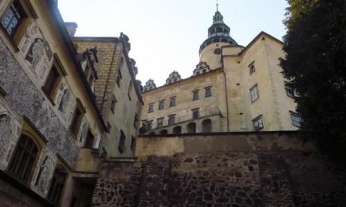 Zdjecie CZECHY / Czechy Północne / Frydlant / zamek Frydlant