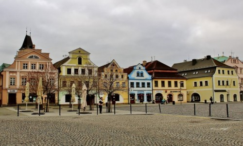 CZECHY / Kraj liberecki / Frydlant / Rynek