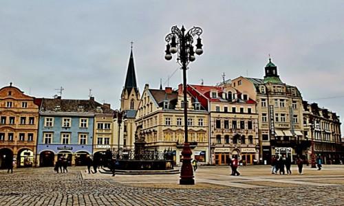 Zdjecie CZECHY / Kraj liberecki / Liberec / Rynek
