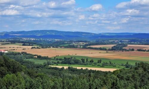 Zdjęcie CZECHY / Czeski Raj / Hruboskalsko / górą i doliną...