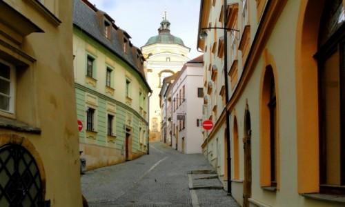 Zdjecie CZECHY / Morawy / Ołomuniec / Ołomuniec w czasach pandemii...