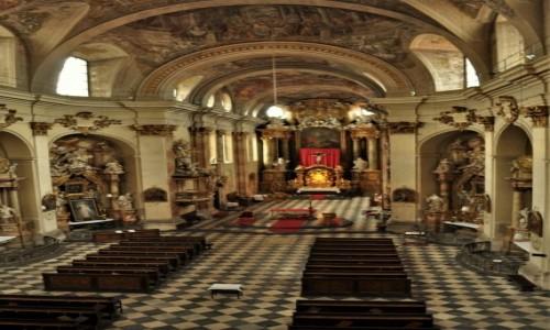 Zdjecie CZECHY / Morawy / Brno / Brno, kościół minorytów