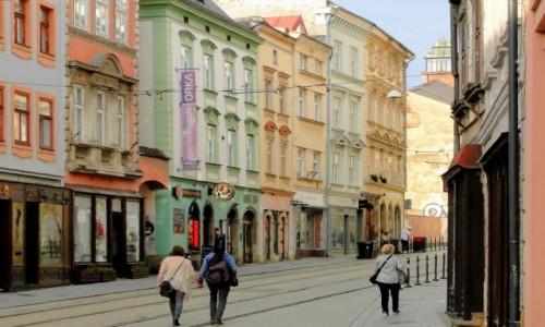 Zdjecie CZECHY / Morawy / Ołomuniec / Na Starym Mieście