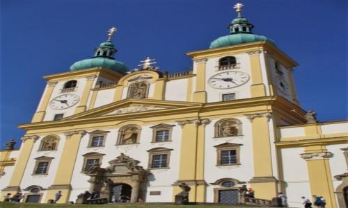 Zdjecie CZECHY / Północ / Olomouc / Olomouc, Bazilika minor Navstiveni Panny Marie