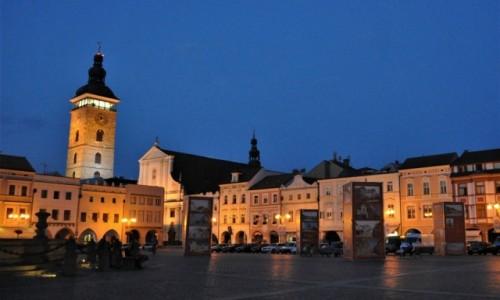 Zdjecie CZECHY / Południe / Czeskie Budziejowice / Czeskie Budziejowice