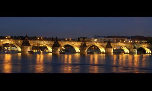 Zdjecie CZECHY / brak / Praga / Most Karola