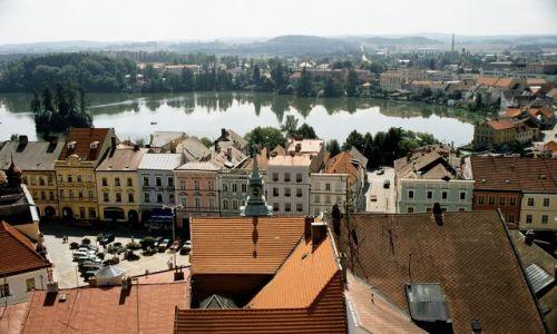 Zdjęcie CZECHY / południe / Jidrihov Hradec / Z wieży