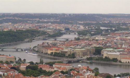 Zdjecie CZECHY / brak / Praga / Mosty