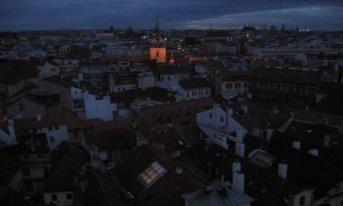 Zdjecie CZECHY / Czechy / Praga / Magia wieczoru i zakamarki miasta