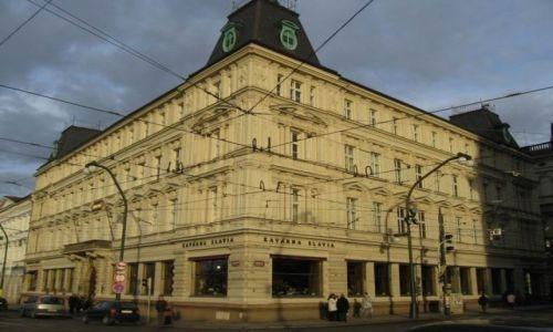 Zdjecie CZECHY / Praha / Praha, Nowe Miasto nad Wełtawą / Na kawę z Havlem