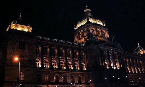 CZECHY / brak / Praga / Praga nocą