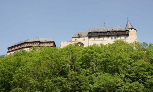 Zdjęcie CZECHY / okolice Pragi / Karsztejn / Najpiękniejszy czeski zamek II